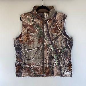 Cabela's Women's Real Tree Camo Puffer Vest
